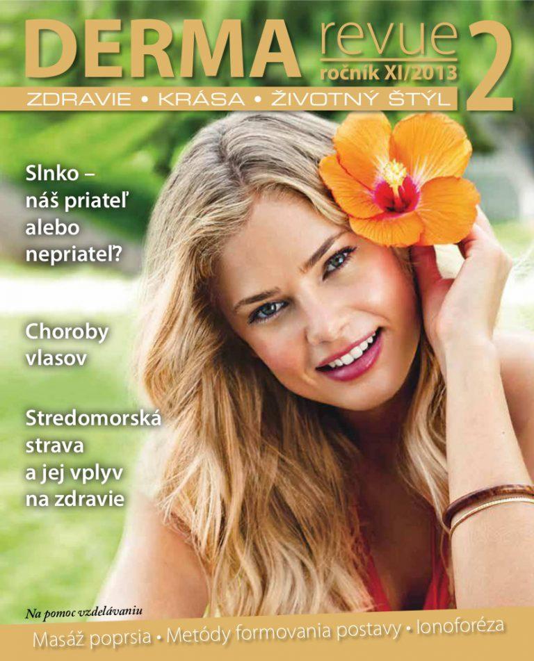 titulka_DermaRevue_2013-2
