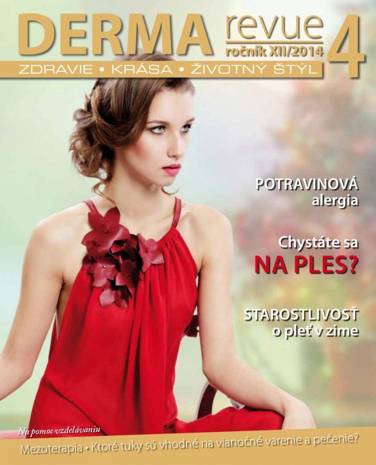 titulka_DermaRevue_2014-4