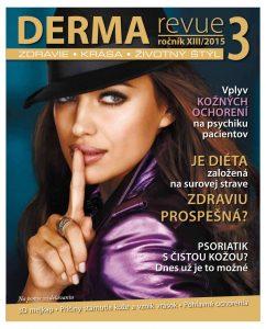 DERMA revue č. 2015/3