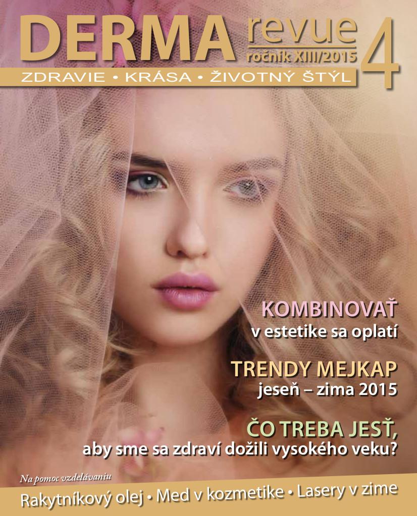 DERMA revue č. 2015/4