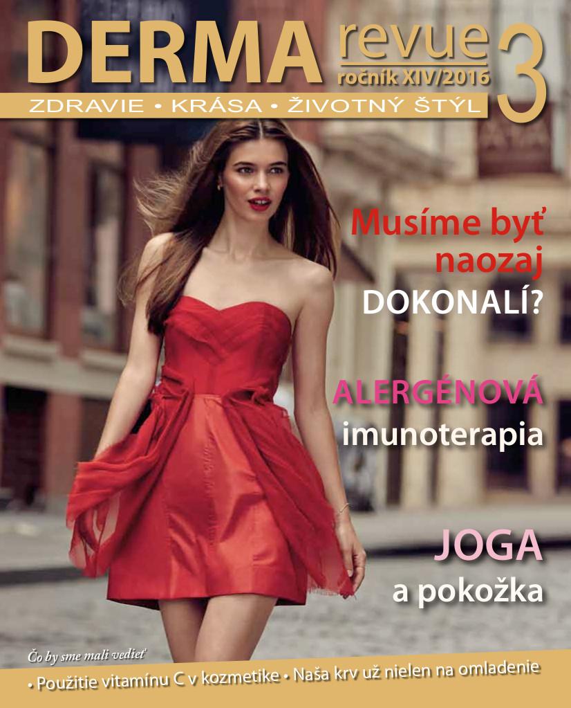 DERMA revue č. 2016/3