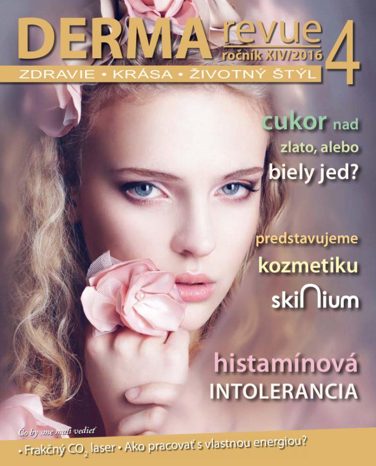 titulka_DermaRevue_2016-4