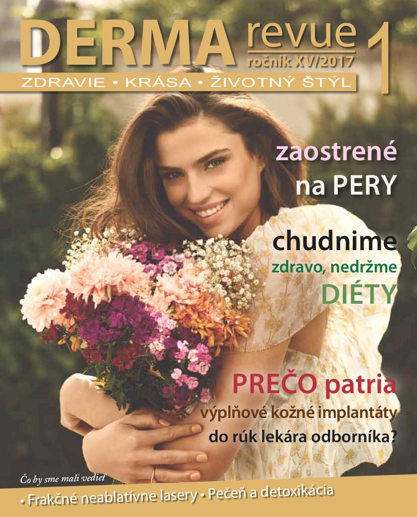 DERMA revue č. 2017/1
