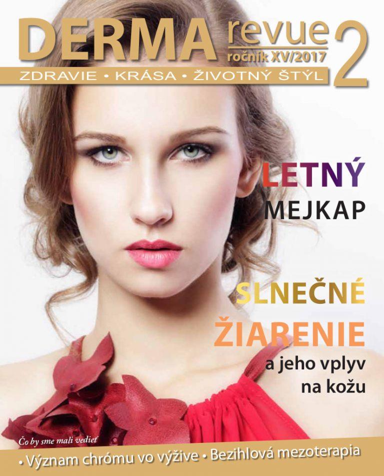 titulka_DermaRevue_2017-2