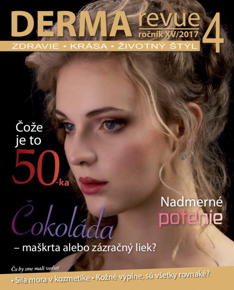 titulka_DermaRevue_2017-4