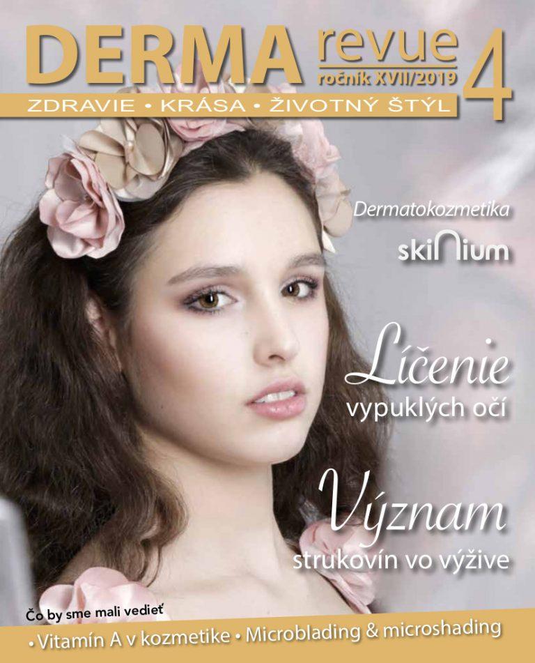 titulka_DermaRevue_2019-4
