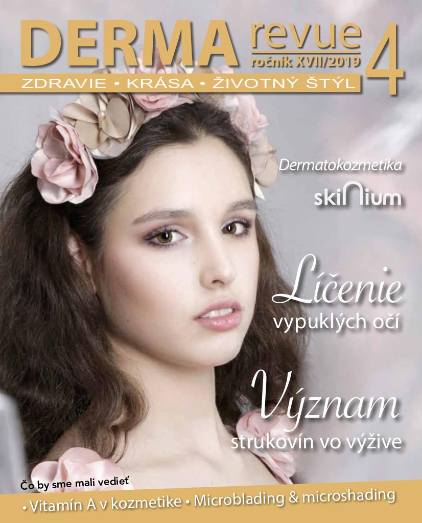 DERMA revue č. 2019/4