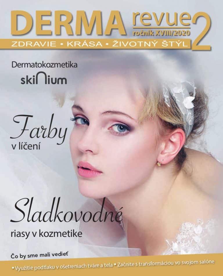 titulka_DermaRevue_2020-2