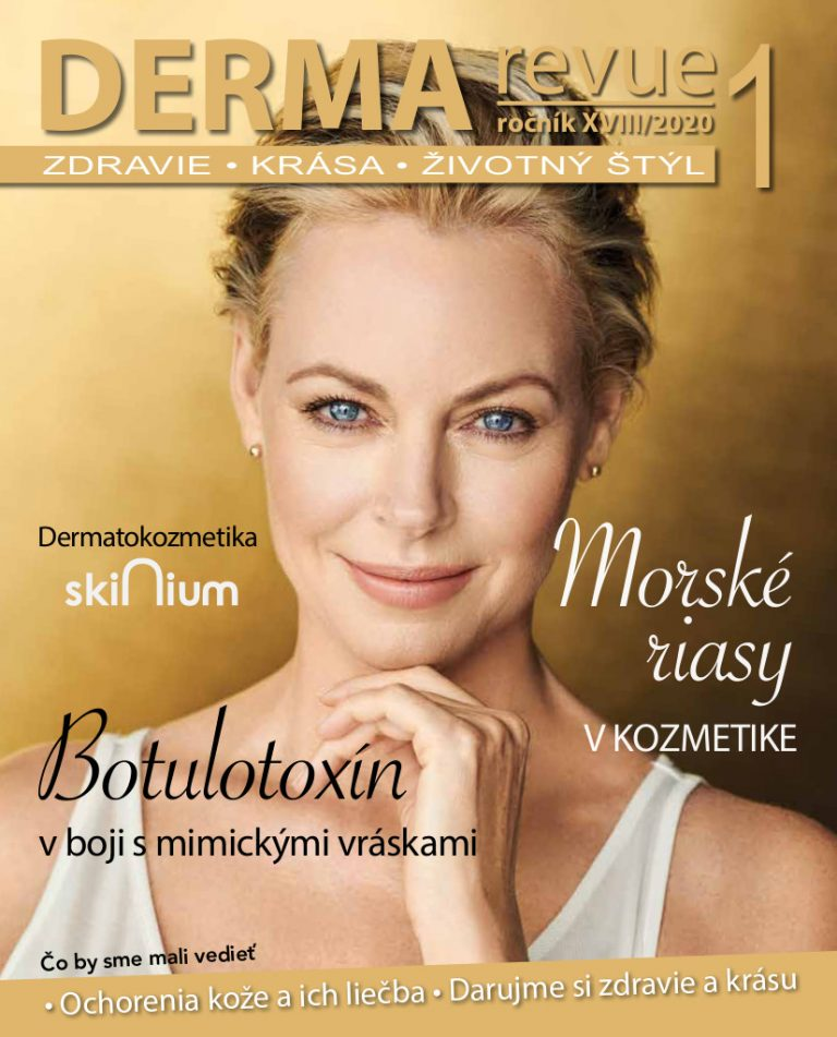 titulka_DermaRevue_2020-1