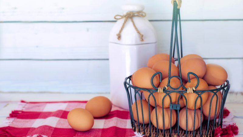 Vajcia – úhlavný nepriateľ, alebo ideálna potravina?