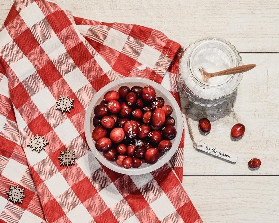 Brusnice – účinné antioxidanty pre zdravie i krásu