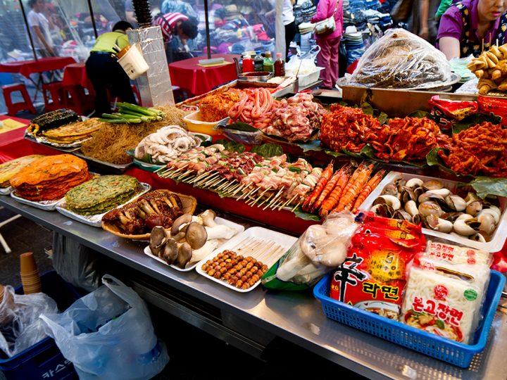 Kórejský gastronomický fenomén