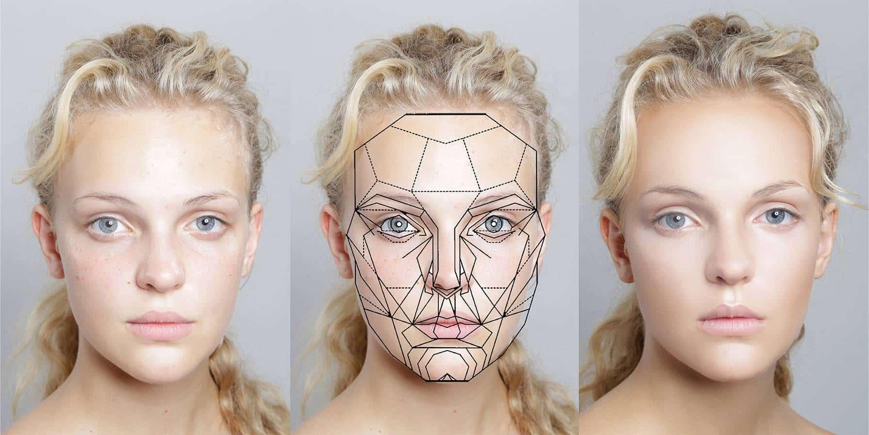 Modelácia tváre