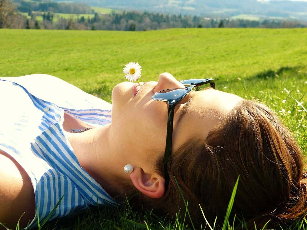 Výhody a nevýhody jarných slnečných lúčov